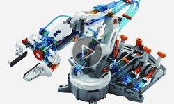 Відеоогляд конструктора CIC 21-632 Гідравлічний маніпулятор