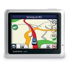 Автомобильный GPS навигатор Garmin Nuvi 1250 + карта Украины - Краткое описание