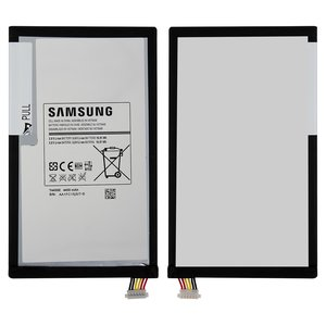 Battery T4450E for Samsung T310 Galaxy Tab 3 8.0, T311 Galaxy Tab 3 8.0 3G, T315 Galaxy Tab 3 8.0 LTE Tablets, (Li-ion, 3.8 V, 4450 mAh)