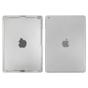 Back Cover for Apple iPad Air (iPad 5) Tablet, (silver, (version Wi-Fi))