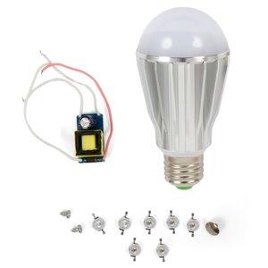 LED Grow Light DIY Kit SQ-Q17 E27 7 W