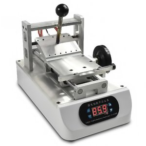 UV Glue Removing Machine AS-962CN/XH-W1308 for Apple iPhone 4, iPhone 4S, iPhone 5, iPhone 5C, iPhone 5S, iPhone 6, iPhone 6 Plus, iPhone SE; Samsung I8910 Omnia HD, I9100 Galaxy S2, I9105 Galaxy S2 Plus, I9220 Galaxy Note, I9300 Galaxy S3, I9305 Galaxy S3, I9500 Galaxy S4, I9505 Galaxy S4, N7000 Note, N7005 Note, N7100 Note 2, N7105 Note 2 Cell Phones