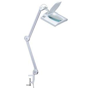 Desktop Magnifying Lamp Bourya 8069LED-A, 3 Diopter