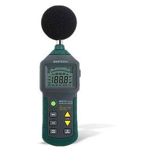 Digital Sound Level Meter MASTECH MS6701