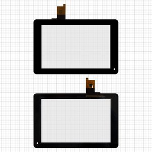 Cristal táctil para tablet PC Huawei MediaPad S7-301, MediaPad S7-301C, MediaPad S7-301U, 7