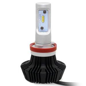 Набор светодиодного головного света UP-7HL-H8W-4000Lm (H8, 4000 лм, холодный белый)