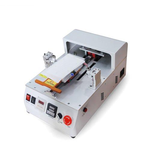 Напівавтоматичний пристрій для розклеювання дисплейного модуля сепаратор  LY 948