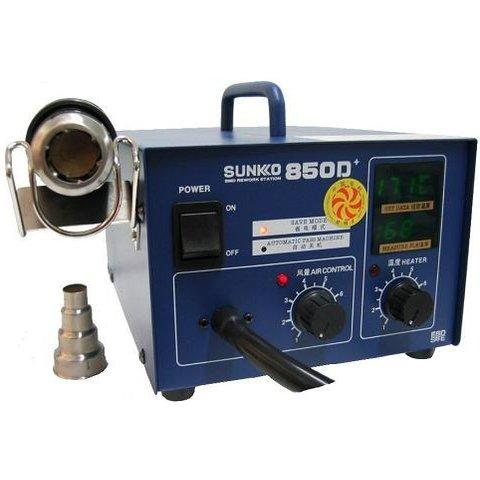 SUNKKO 850D+ Термовоздушная паяльная станция