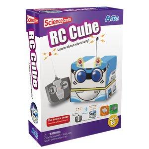 STEAM-конструктор Artec Радіокерована машинка-куб SPC
