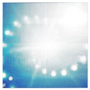 RGB LED-дисплей для реклами (640 × 640 мм, 128 × 128 точок)