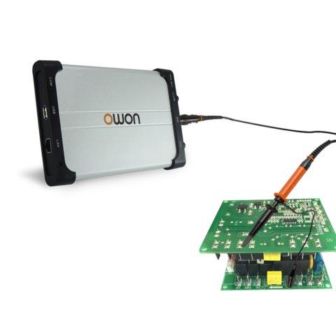 Цифровий осцилограф OWON VDS1022I