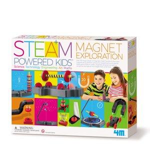 STEAM-набор 4М Магнитные приключения