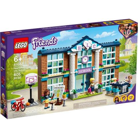 Конструктор LEGO Friends Школа Хартлейк Сіті 41682