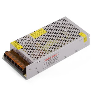 LED Strip Power Supply 12 V, 16 A (200 W), 110-220 V