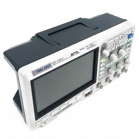 Super Phosphor Oscilloscope SIGLENT SDS1104X E